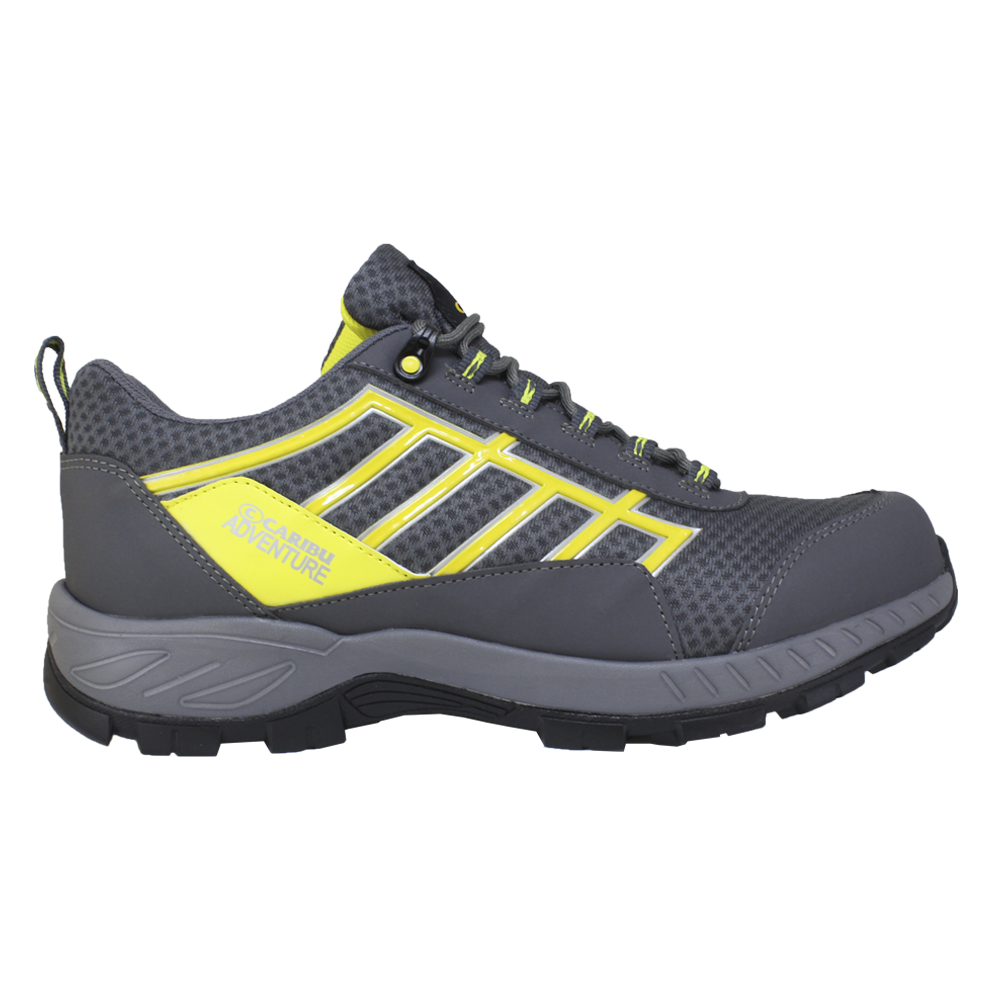 Adventure Men 323 Gris-Amarillo