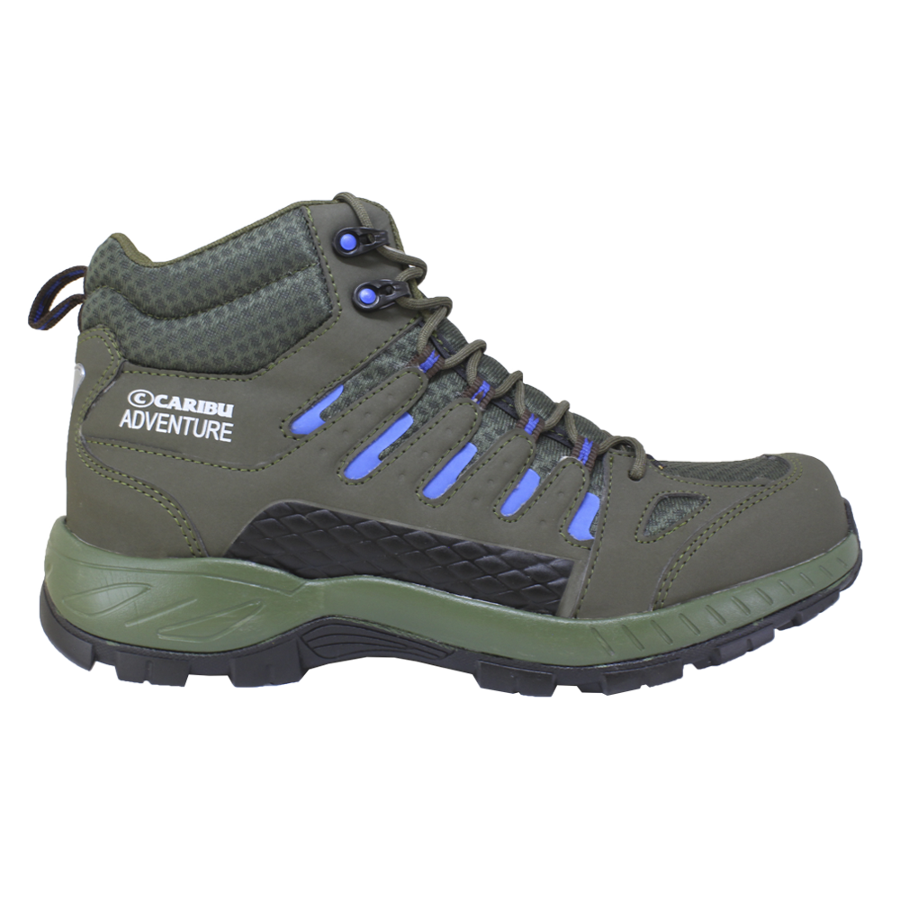 Adventure Men 322 Verde-Azul Rey