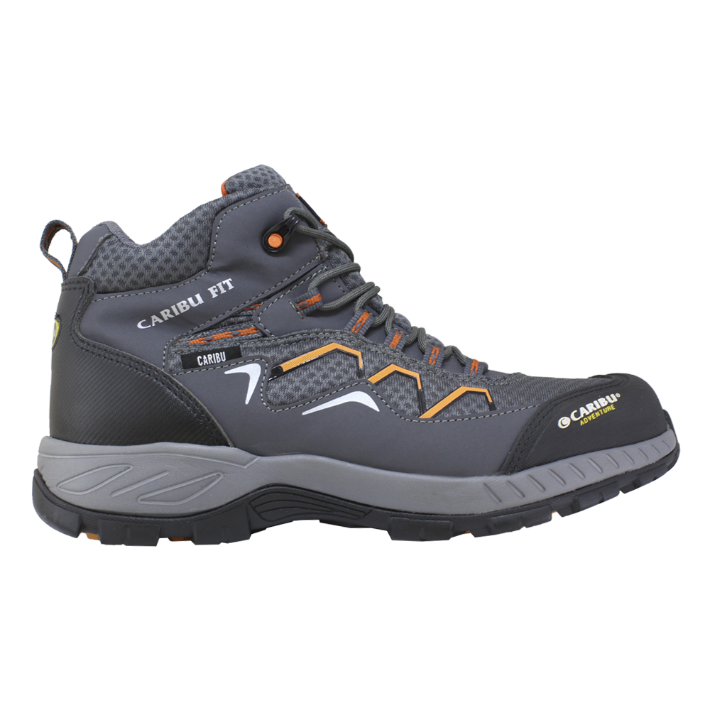 Adventure Men 324 Gris-Naranja