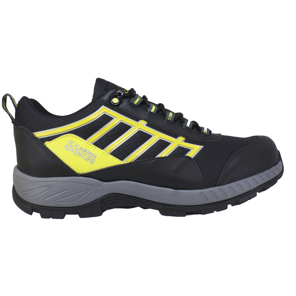 Adventure Men 323 Negro-Amarillo