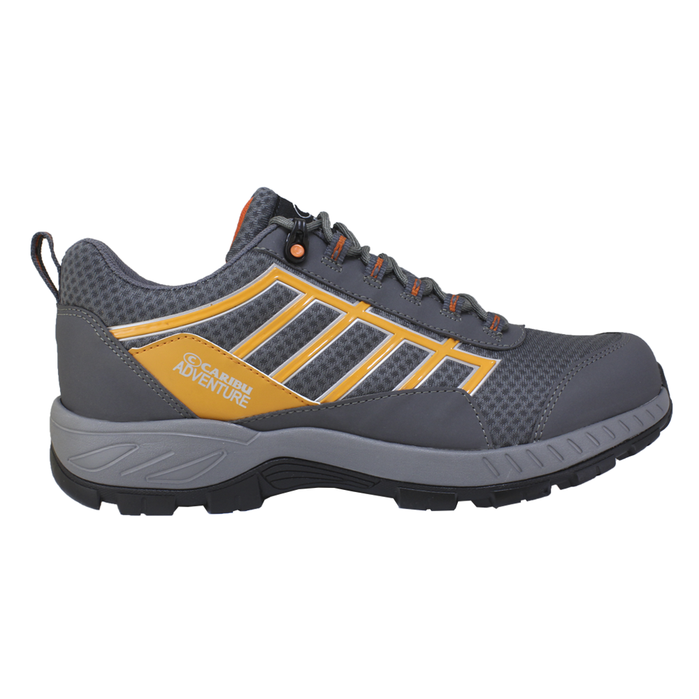 Adventure Men 323 Gris-Naranja