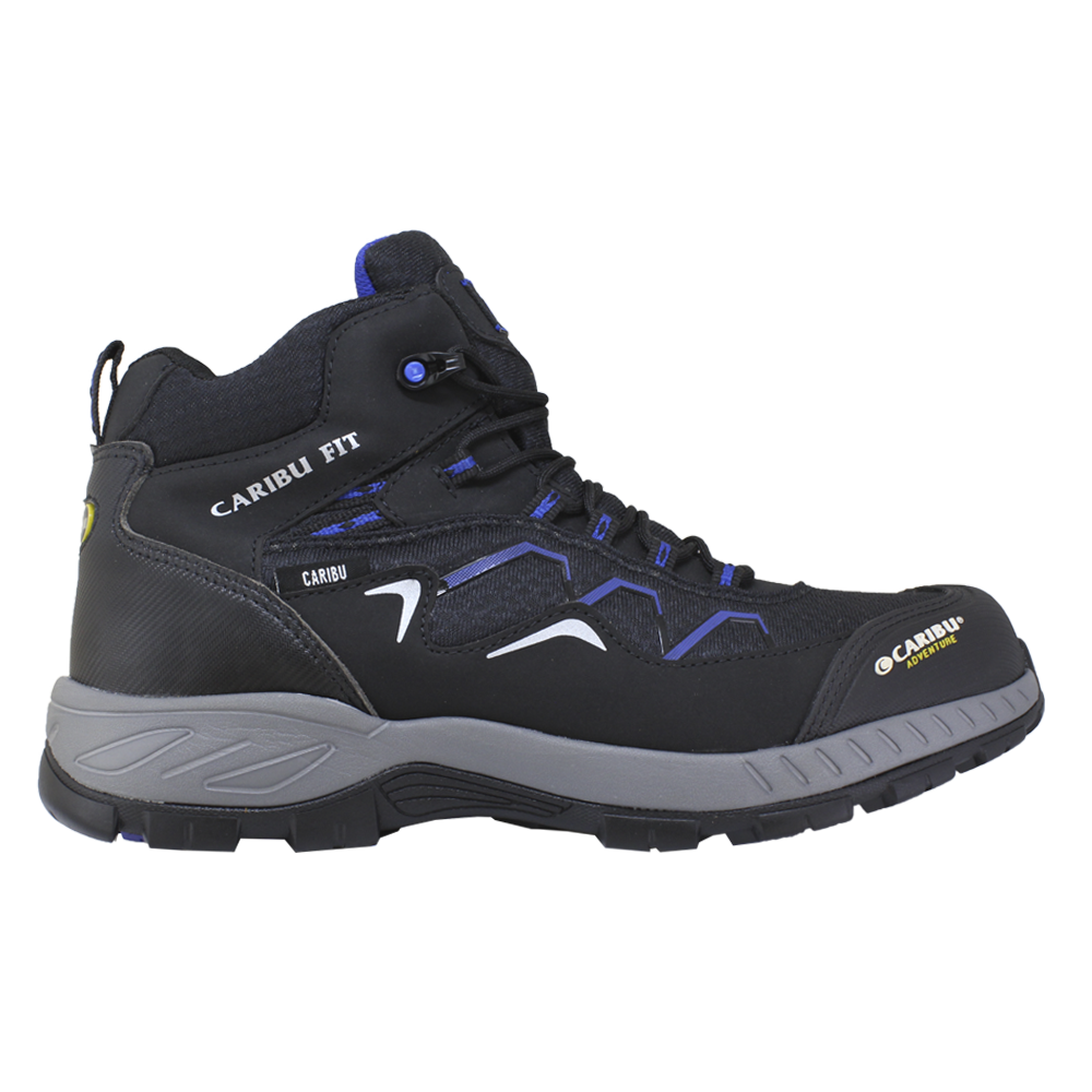 Adventure Men 324 Negro-Azul Rey