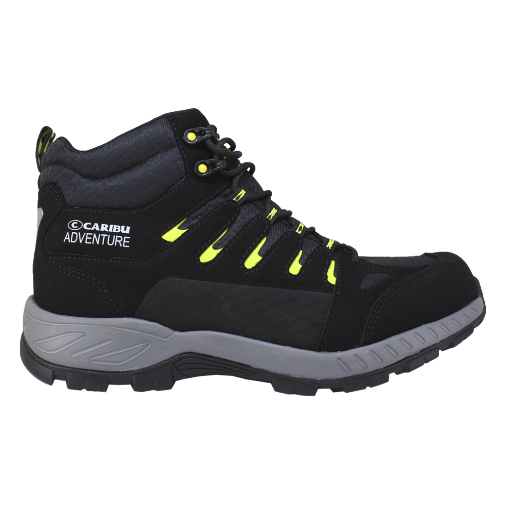 Adventure Men 322 Negro-Amarillo